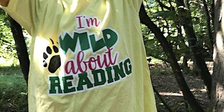 Rewilding Reading walk 2 tickets
