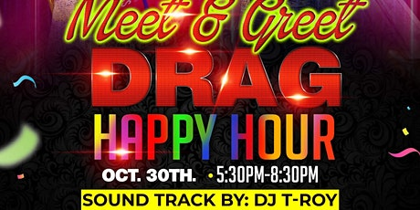 "Charleston Black Pride ""Meet & Greet"" Drag Show & Vendors tickets"