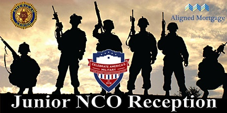 Celebrate America's Military Inguaral Junior NCO Reception tickets