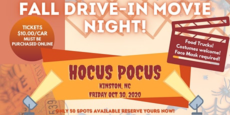 Fall Drive-In Movie Night! tickets