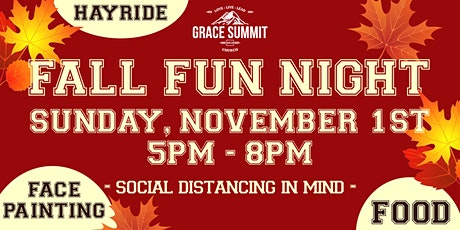 Fall Fun Night tickets