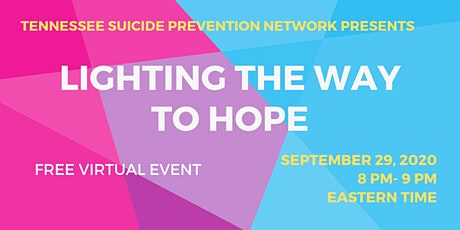 Lighting the Way to Hope in Southeast Tennessee tickets