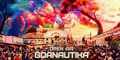 Goanautika Open Air Halloween/w. Bubble Tickets