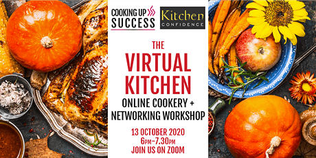 The Virtual Kitchen:  Celebrating Thanksgiving tickets