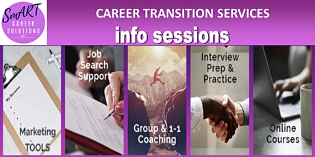 Career Transition like a Creativepreneur! Free Info Session! tickets