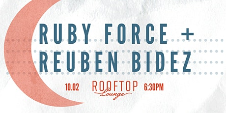 Keep It Spinnin' LIVE: Rooftop Concert ft. Ruby Force + Reuben Bidez tickets