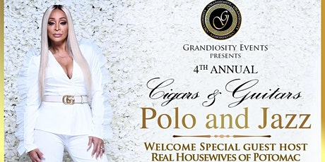 Grandiosity Events • 4th annual Polo&Jazz tickets