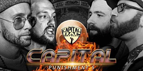 Capital Punishment 5 - Day One tickets