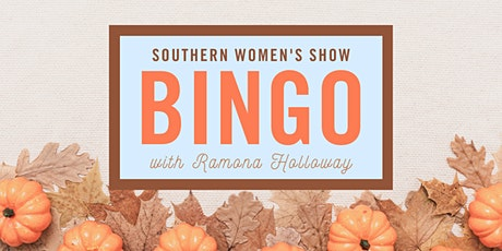 SWS BINGO with Ramona Holloway tickets