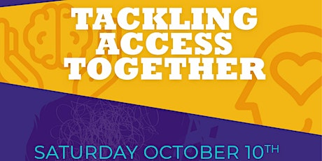 Tackling Access Together tickets