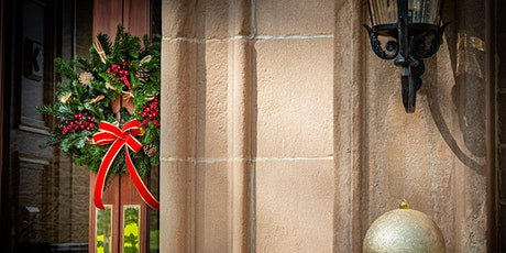 Benholm Christmas Wreath Workshop - venue tickets