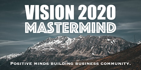 VISION 2020 MASTERMIND - ENGLISH tickets