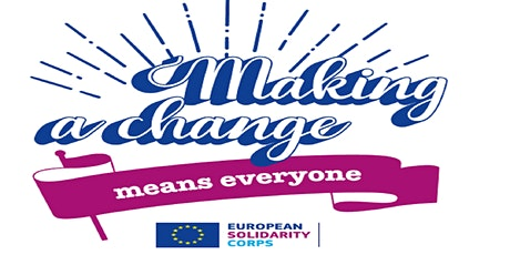 European Solidarity Corps- Solidarity Projects- Virtual Changemakers! tickets