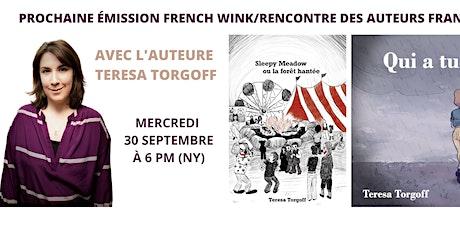 French Wink Rendez-vous | Rencontre des Auteurs Francophones #7 tickets