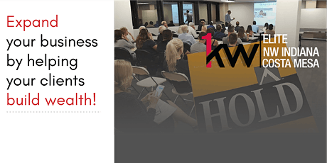 Expand Your Business by Turning Clients into Investors tickets