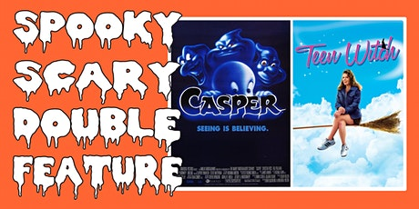 Spooky Scary Double Feature: Casper/Teen Witch tickets