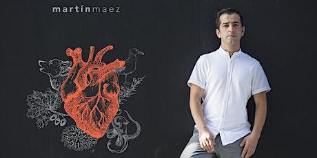 HABITAT de Martín Maez (concerto) entradas