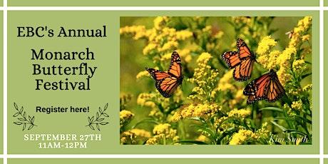 Escarpment Biosphere Conservancy's Monarch Butterfly Online Festival 2020 tickets