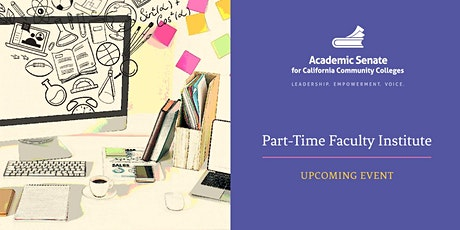 2021 Part-Time Faculty Institute - Virtual Event tickets