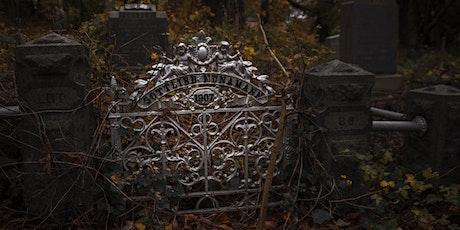 Cemetery Tales: A Walk through Woodland tickets