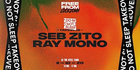 Free From Lockdown: Do Not Sleep tickets
