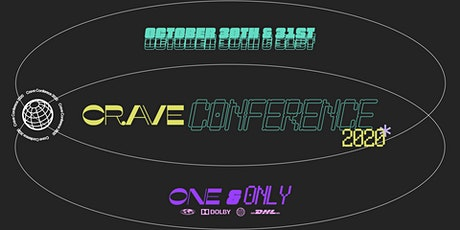 Crave Conference tickets