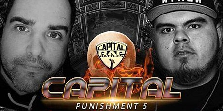 Capital Punishment 5 - Day Two tickets