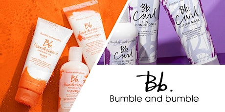 Bumble and bumble Virtual Happy (Hair) Hour tickets