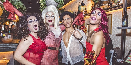 LOL Drag Saturdays - first drag queen bingo&brunch in Madrid entradas