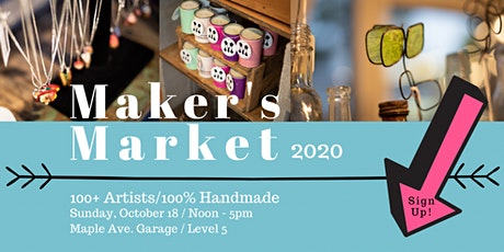 Evanston Made Maker's Market tickets