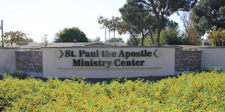 St. Paul Ministry Center OUTDOOR MASS Sunday, September 27, 2020 at 9:00am tickets