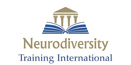 Neurodiversity and ADHD Masterclass with Jude Morrow and Shaun Smith. tickets