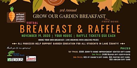 3rd Annual Grow Our Garden Breakfast tickets