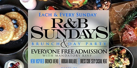 R&B Sundays @ Taj Lounge - Hosted by The @BRUNCHXGODS tickets