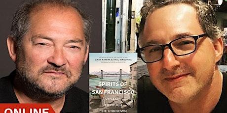 GARY KAMIYA AND PAUL MADONNA-- ONLINE tickets