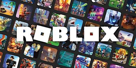 Aula Experimental Gratuita de Roblox (online ou presencial) bilhetes