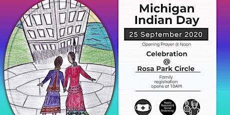 Michigan Indian Day Celebration tickets