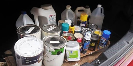 Household Hazardous Waste Collection Event; November 20-21 tickets