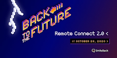 Remote Connect 2.0: Back to the Future bilhetes