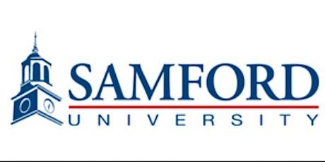 Samford University Information Session tickets