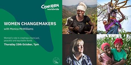 Women Changemakers - Women's role in creating a more equitable world. tickets
