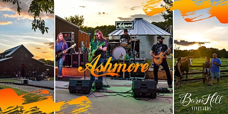 Led Zeppelin, Tom Petty, AC/DC and more - covered by Ashmore! tickets
