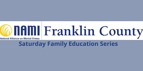 Family Education Saturday Seminars - October Session tickets