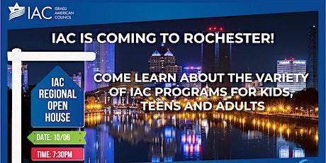 Open House - Rochester , NY tickets