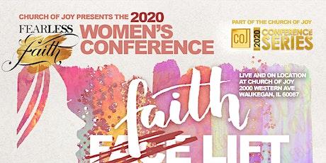 Fearless Faith Women's Conference 2020 - Faith Lift tickets