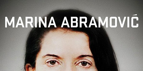 "Projecció ""Marina Abramovic. The artist is present"" - Cicle art i feminisme entradas"