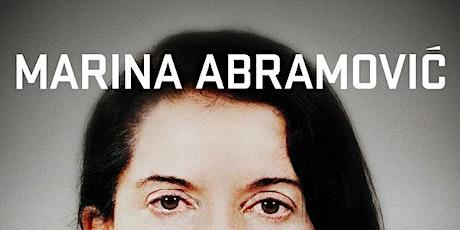 """Projecció """"Marina Abramovic. The artist is present"""" - Cicle art i feminisme billets"""