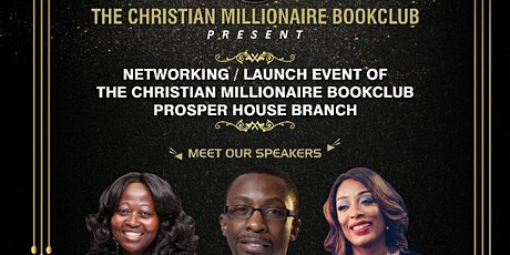 Launch of Christian Millionaire BookClub® Thames Valley Branch tickets