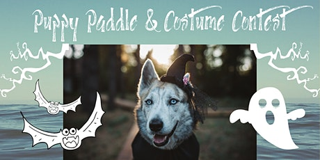 Puppy Paddle & Costume Contest! tickets