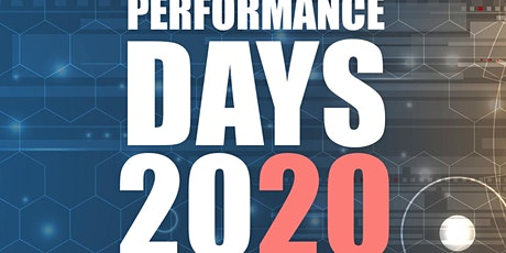 Oracle Performance Days 2020 tickets